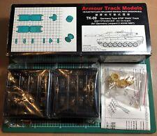 ARMOUR TRACK MODELS TK-09 GERMAN TYPE 570P 'DIEHL' TRACK LEOPARD 2 1/35 PLASTIC