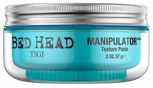 Tigi 57g BED HEAD Manipulator Texture Hair Paste Firm Hold for Thicker Hair