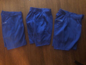 1987 Vintage New-Old-Stock Cannondale Women's Padded Cyclist Shorts-Blue - USA