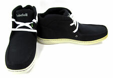 Timberland Shoes Newmarket Cupsole Chukka Black Boots Size 10