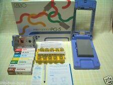 New! Print Gocco PG-5 with 5 Master 10 Lamp 7 ink B6 Screen printer postcard