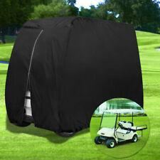 Waterproof Golf Cart Cover 4Passenger Dustproof Storage for Yamaha Ez Go Club Us