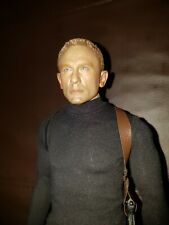 RARE 1/6 Eleven Daniel Craig Bond Specter Figure (Hot Toy Scale)