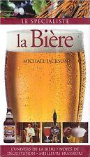 MICHAEL JACKSON LA BIERE LE SPECIALISTE + PARIS POSTER GUIDE
