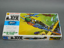 1/72 Hasegawa MESSERCHMITT ME109E GERMANY  Model  Kit -NEW-  #oob3