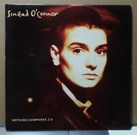 45 tours SP - SINEAD O'CONNOR - NOTHING COMPARES 2 U - or.fr 1990  (VG++ / NM)