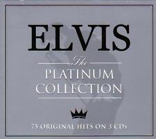 ELVIS PRESLEY - THE PLATINUM COLLECTION - 75 ORIGINAL HITS (NEW SEALED 3CD)