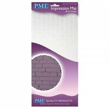 PME Brick Impression Mat