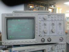 Tektronix Model Tds 320 Two Channel Oscilloscope 100 Mhz 500 Mss Lt