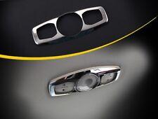 2 x Ford Focus 3 Ford Kuga Edelstahl Abdeckung für Leseleuchte Blende TDCI ST