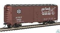 Walthers Mainline 910-1313 HO scale AAR 1944 Boxcar SANTA FE #139150