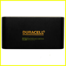 Batteria Duracell DR-13 3600 mAh per videocamere Hitachi. Camcorder battery.