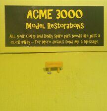 Dinky 274 Mini AA Patrol Service Van ReproductionRepro Yellow Plastic Roof Sign