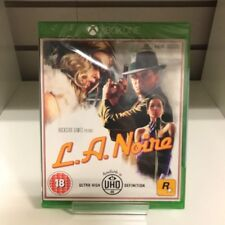 L.A. Noire - Xbox One - FACTORY SEALED - UK SELLER - FREE P&P