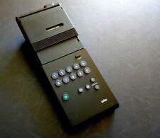 Vintage BRAUN RC 1 Atelier System Remote Control Dieter Rams Peter Hartwein 1980
