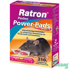 Ratron Pasten Power-Pads 29ppm Pastenköder - 14x15g (2400-933)