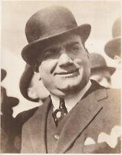 Enrico Caruso New-York circa 1910 Tirage argentique postérieur circa 1930