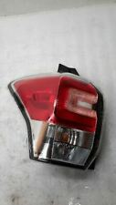 17 SUBARU FORESTER DRIVER TAIL LIGHT 14998