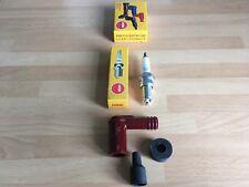 HONDA MBX125 FE MTX80 RWD MTX125 RWD-RWL NGK SPARK PLUG AND CAP FREE POST!