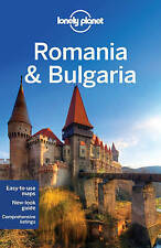 Lonely Planet Romania & Bulgaria (Travel Guide) by Lonely Planet