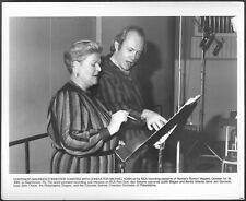 ~ Opera Singer Maureen Forrester LOT 2 Original 1980s Photos Michael Korn