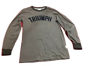 Triumph Motorcycles Long Sleve Shirt