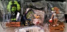 McDonald's Happy Meal Fast Food Disney Toys x 3 -1997 + 1 Burger King Toy 2001