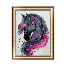 Horse Design Full Drill DIY 5D Diamond Painting Embroidery Stitch Kit Home Decor