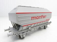 """(EV613) REE WB-326 DC H0 Güterwagen, Getreidewagen """"monfer"""", SNCF, Ep. IV OVP"""