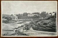 Ladies Bathing Place Promenade Portrush Postcard Co Antrim Northern Ireland 1931
