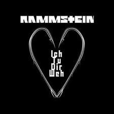 Rammstein Ich Tu Dir Weh Limited Edition White 12 inch