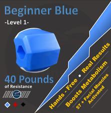 Jaw Exercise, Facial Toner & Exerciser Level 1 | Jaw Line | Like Jawzrsize