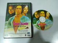 Don Juan de Marco Johnny Depp Marlon Brando - DVD Español - 1T