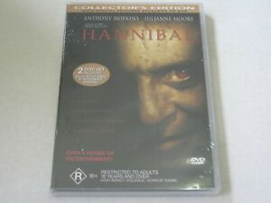 Hannibal - Collector's Edition - Brand New & Sealed - Region 4 - DVD
