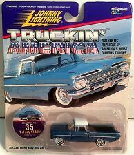 1959 CHEVY EL CAMINO Johnny Lightning Truckin' America #35 1:64 Die-cast MIP!