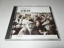 The Best of UB40, Vol. 1  1987 U.K. Import CD Like New Condition Fast FREE Ship