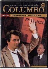 COLUMBO - Intégrale Télé 7 Jours -  DVD N°11 - Saison 3 - Ep 21 et 22 - NEUF