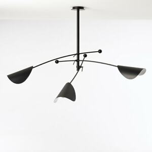 La Redoute Funambule Ceiling Light black rrp £199 ONLY £100 COLLECTION WF119HS