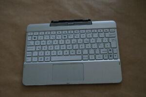 ASUS Transformer Pad Mobile Dock AD03 (TF103,TF303 Series) Keyboard Dock /Silver