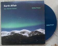 Morten HARKET | Earth Affair ★ GILDAS PRAYER ★ LIMITED CD-Single 2005 A-HA