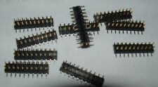 10 x 20 way SMD 2mm pitch 2 row pin header SLY-8-SMD055-20S