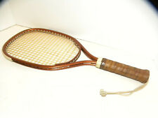 Vintage Leach Racketball Racket Nice Piece Of History