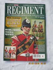REGIMENT MAGAZINE: Worcestershire & Serwood Foresters 1694-1996,No. 14 ,von 1996