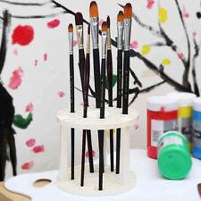 Brush Organizer Multi Holder Bin Artist Paint Painting Brushes Storage Plastic