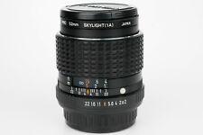 SMC Pentax 35mm 1:2 Asahi Japan obiettivo wide angle lens Pentax K mount Mint