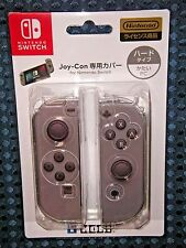 NEW HORI Joy-Con Cover Hard Type for Switch Nintendo Official Licensed JAPAN F/S