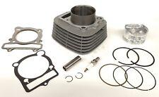 Cylinder Piston Gasket Kit Fit Yamaha Bruin 350 2004-2006 YFM350FAH YFM350BA 4x4