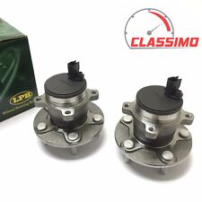 Rear Wheel Bearing Hub Pair - FORD FOCUS MK 2 + FOCUS C-MAX - 2003 to 2010