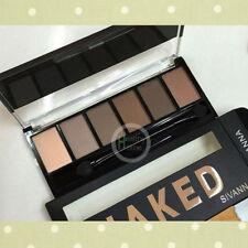 Naked Nude Earth Warm Tone Shade 6 eye color shadow portable pallette Sivanna