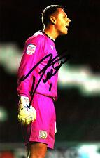 Milton Keynes Dons F.C David Martin Hand Signed 12/13 Photo 6x4 MK Dons 3.